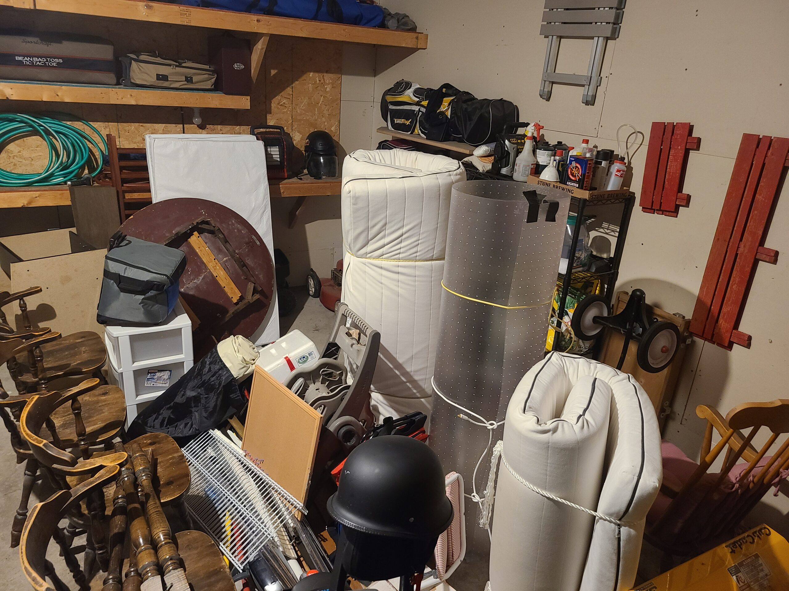 Picture of junk for removal